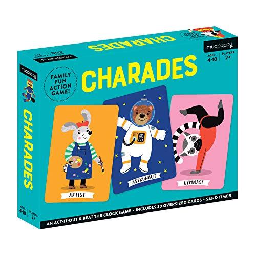 Mudpuppy Charades, Multicolor