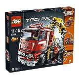 LEGO Technic Crane Truck 1877pieza(s) - juegos de construcción (Multi)