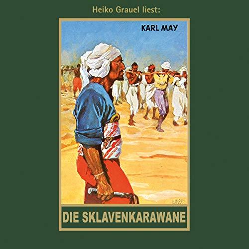 Die Sklavenkarawane audiobook cover art