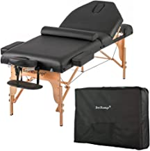 Massage Table Massage Bed Spa Bed Height Adjustable 77