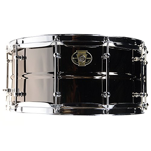 "Black Magic Snare LW6514C, 14""x6,5"" Chrome"