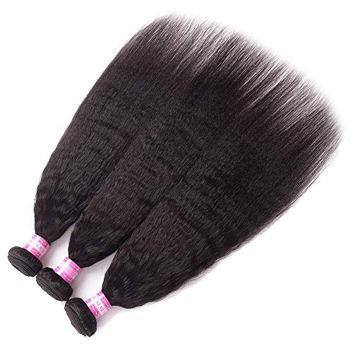 Coarse yaki weave hair _image2