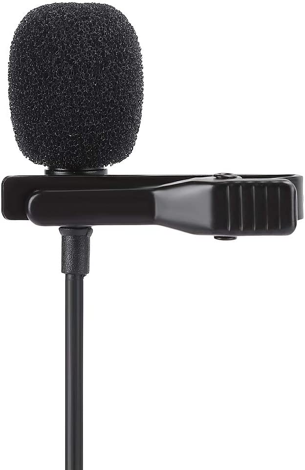 3.5mm Audio Clip Microphone All items free shipping Plug and Play Pho Port Mobile Now free shipping