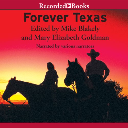 Forever Texas audiobook cover art