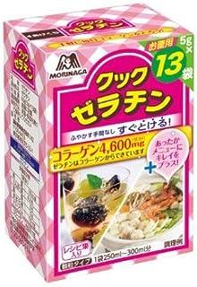 <森永製菓> クックゼラチン(13袋入) 【65g×60個】 [その他]
