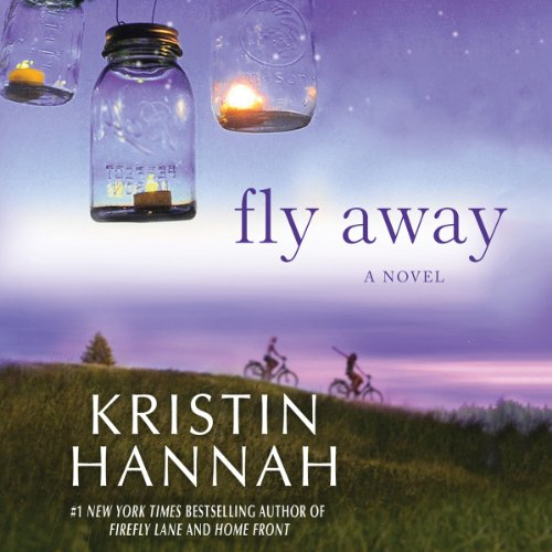 Fly Away audiobook cover art