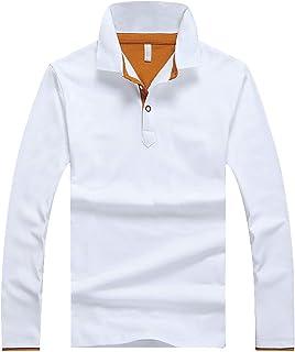 [ Smaids x Smile (スマイズ スマイル) ] ポロシャツ Tシャツ トップス 長袖 襟 レイヤード ボタンダウン 重ね着 メンズ