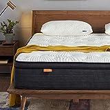Sweetnight Matratze 140x200 h3 Federkernmatratze Orthopädisch punktelastische Matratze Gel Härtegrad 3 Höhe 25cm ( 140 x 200 x 25 cm )