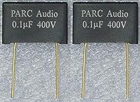 フィルムコンデンサー(0.1uF) 2個セット DCP-FC003-010-2