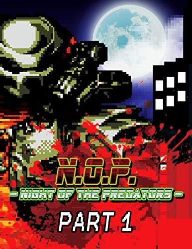 N.O.P. Night Of the Predators: A Sega Genesis Graphic Novel (English Edition)