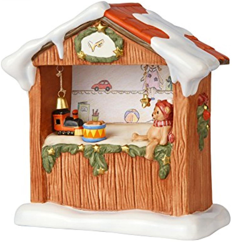 Goebel Weihnachten Marktstand  Spielzeug