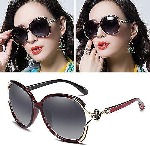 Sunyan Die High Gloss Sonnenbrille, Sonnenbrillen rundes Gesicht Stars, Gezeiten Gl r