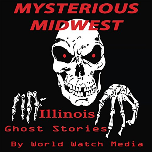 Mysterious Midwest audiobook cover art