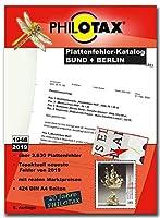 Plattenfehler Katalog Bund + Berlin