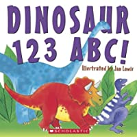 Dinosaurs ABC, 123 0439969662 Book Cover