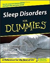 Sleep Disorders For Dummies best Sleep Disorders Books