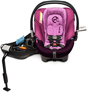 Cybex Aton 2 Infant Car Seat (2013) - Violet Spring (Discontinued by Manufacturer)