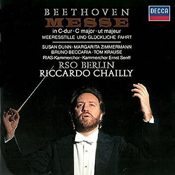 Beethoven: Mass in C; Meeresstille und glückliche Fahrt