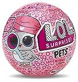 L.O.L. Surprise ! Pets 30297 (7 sorpresas dentro), modelos surtidos, 1 unidad