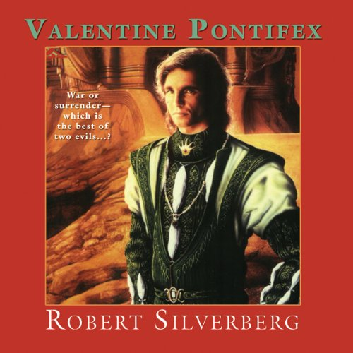 Valentine Pontifex audiobook cover art