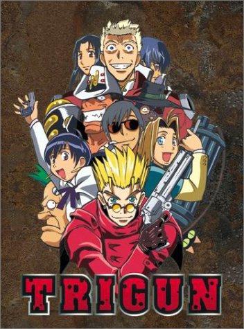 Trigun - The Complete Box Set (Limited Edition) -  DVD, Satoshi Nishimura, Masaya Onosaka