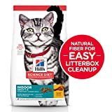 Hill's Science Diet Adult Indoor Cat Food, Chicken Recipe Dry Cat...