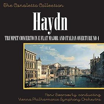 Joseph Haydn: Trumpet Concerto In E Flat Major / Italian Overture No. 4 In D Major