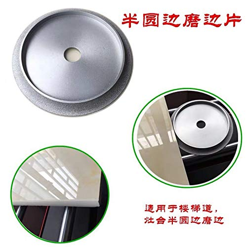 Great Price! Xucus Diamond Saw Blade Marble Blade Edging Blade Slotted Blade - (Ships From: CHINA, O...