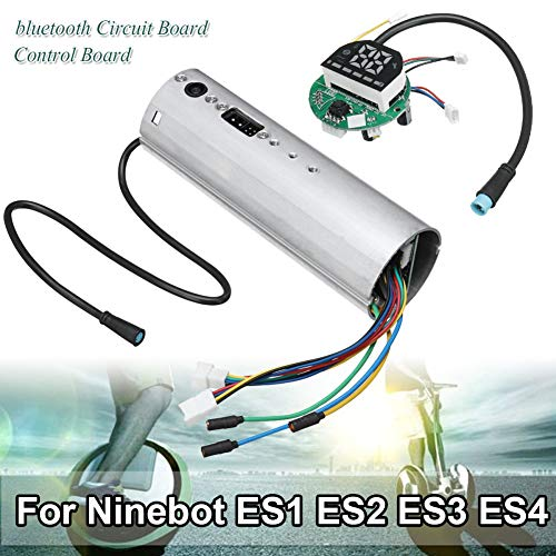 Forart Bluetooth Circuit Board & Control Dashboard for Ninebot Es1 Es2 Es3 Es4 Electric Scooter Accessories