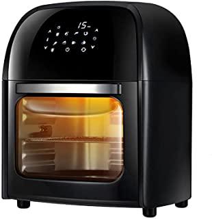 12.7 Quart Digital Air Fryer, 8 in 1 Multifunctional Rotisserie, Bake Cooking Tools, Oven with LED Touchscreen, Accessorie...