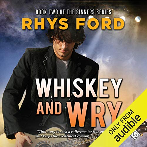 Page de couverture de Whiskey and Wry