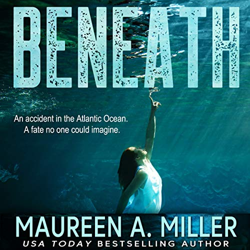 Beneath audiobook cover art