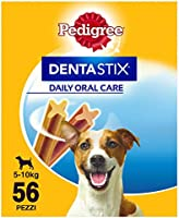 Pedigree Pack of Densex for Daily Use for Dental Cleaning of Small Dogs (56UD)