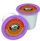 Mountain High, Calidad Brekfast Blend, Café Americano en Cápsulas Compatibles con Keurig K-cup 2.0, Caja de 100 Cápsulas