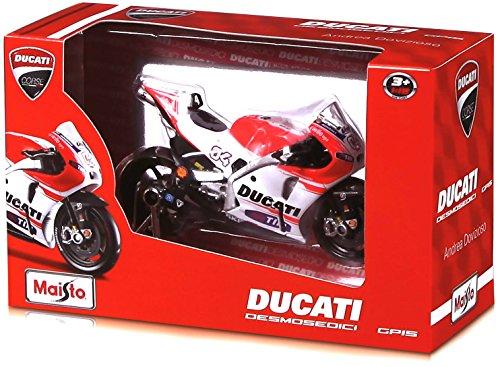 Maisto 534057 - MotoGP 06 (Honda, Ducati o Yamaha) 1:18, [Modelli Assortiti]