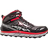 Altra Footwear Men's Lone Peak 3.0 Mid Neoshell Trail Running Shoe,Red,US 9.5 D