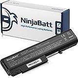NinjaBatt Laptop Battery for HP EliteBook 6930P 8440P 8440W ProBook 6440B 6445B 6450B 6455B 6540B 6545B 6550B 6555B Compaq 6730B 6530B 6535B 6735B 482962-001 482962-001 TD06 TD09 - [6 Cells/4400mAh]