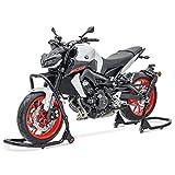 Set de Caballete Moto Delantero a tija y Caballete Trasero Suzuki GSX-R 1000 03-06 Constands V4 Negro