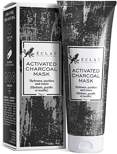 Mascarilla de Carbón Facial Eclat – Mascarilla Facial Car
