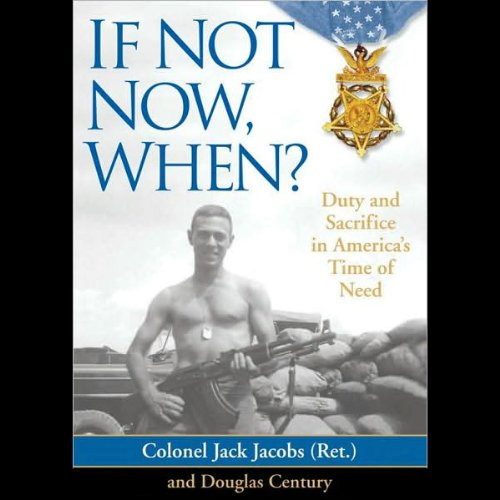 If Not Now, When? audiobook cover art