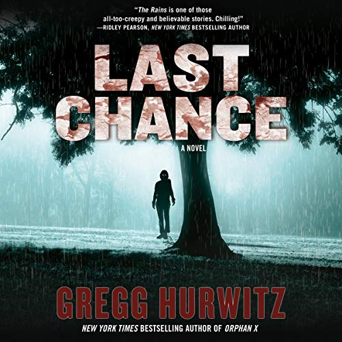 Last Chance Audiobook By Gregg Hurwitz cover art