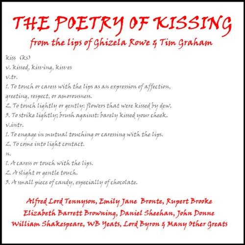 The Poetry of Kissing cover art