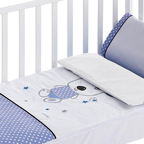 Herausnehmbarer Bettbezug für Kinderbett (60 x 120 cm)