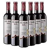 Pata Negra Vendimia Seleccionada - Vino Tinto D.O Rioja, Pack de 6 Botellas x 750 ml (5268)