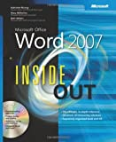 Microsoft? Office Word 2007 Inside Out by Murray, Katherine, Millhollon, Mary, Melton, Beth (2007) Paperback