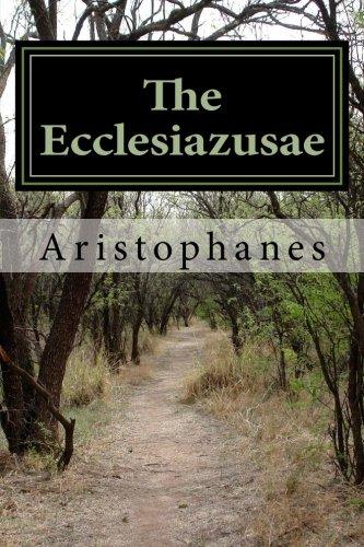 The Ecclesiazusae