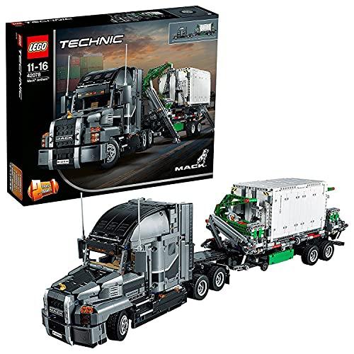 LEGO 42078 Technic Mack Anthem (Descontinuado por Fabricante)