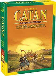 Catan: Cities & Knights 5-6 Player Extension 5th Edition