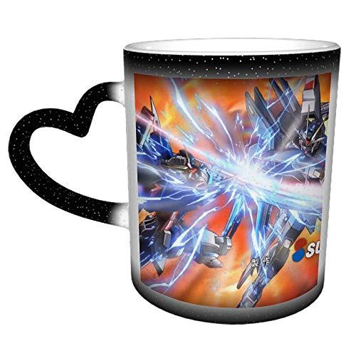 haoqianyanbaihuodian F-reedom G-undam - Taza de café (cerámica), diseño con texto en inglés