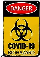 レトロおかしい金属錫サイン12x 16インチ(30 * 40 cm)安全性ブリキ看板警告通知パブクラブカフェホームレストラン壁の装飾アートサインポスター(dg-1-45)